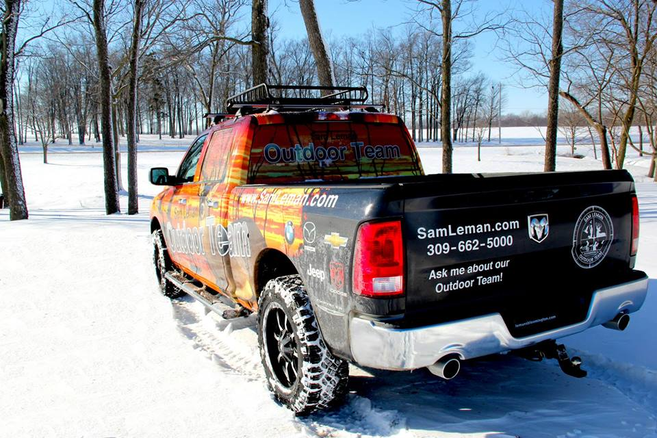 Vehicle Wraps in Bloomington IL | Prairie Signs