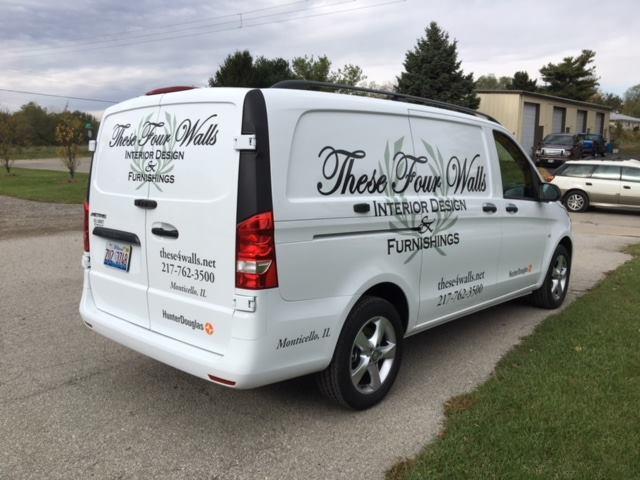 Cut Vinyl Vehicle Wraps Prairie Signs